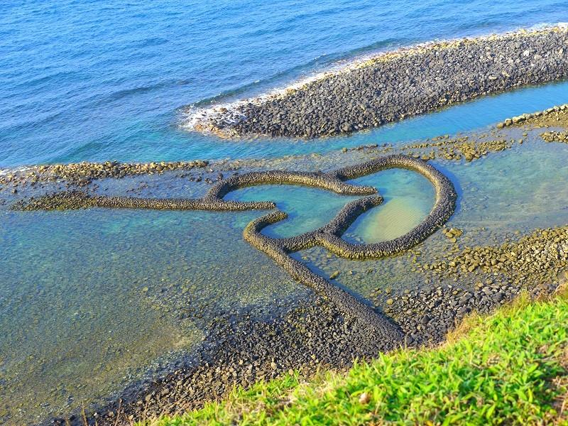 澎湖七美爱情岛徵选活动开跑 214情人节之后的甜蜜接力